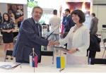 Президент КРТПП підписала меморандум про співпрацю зі словацькими колегами